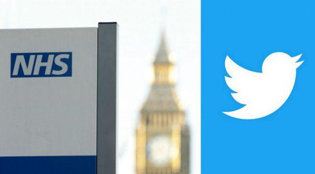 NHS Twitter