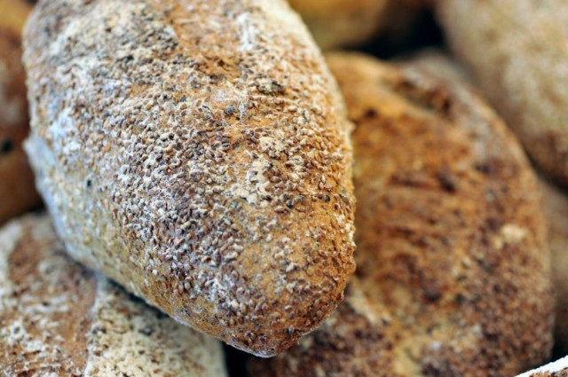 homemade seeded bread