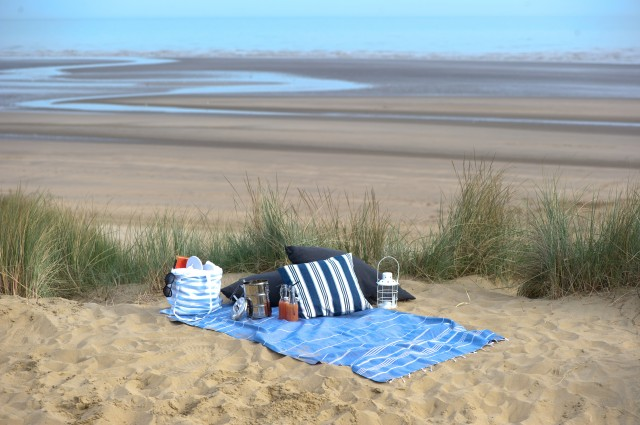camber sands picnic